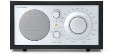 """Tivoli """"Model One"""" Radio, is the best tabletop radio I have ever listen to, an audiophile."""