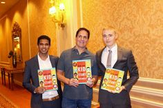Shaan Patel, Mark Cuban and Ian McCue are launching a youth entrepreneurship movement.