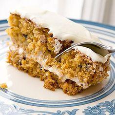 Ciasto marchewkowe - najlepsze