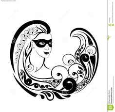 Zodiac Wheel With Sign Of Virgo Tattoo Design Stock Photography picture 14009