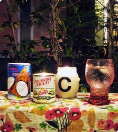 DIY home crafts DIY kates homemade citronella candles DIY home crafts