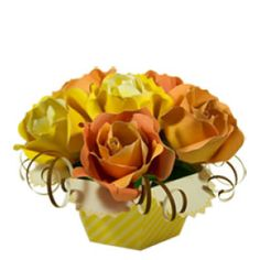 Bouquet (roses) - Paper flowers - Gift Items - Gift & Card - Canon CREATIVE PARK