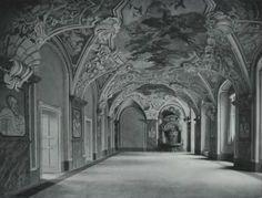 1934. Reflektarz we wrocławskim klasztorze. #dominikanie #wrocław #klasztor