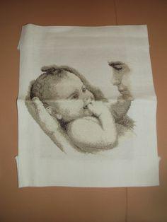 bebe avec papa 35cmsur35cm prix a voir+fdp