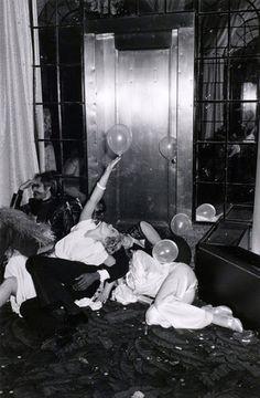 New Year's Eve, Studio 54, 1978.