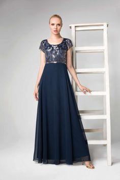 Evening Dress Style D191