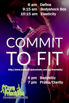 Commit to fit — commit to You. Wednesday @ Core: #liftingweight #bodyshock #boxing #adelaide #elasticity #bodyblitz #prana #clarity #meditation #committobefit #engageyourcore