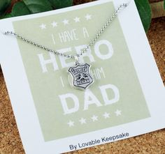 Police Officer Gift, Police Gifts, Police Badge, Police Officer, Gifts for Police Officer, Dad Gift, Gifts for Husband