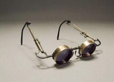 стимпанк очки