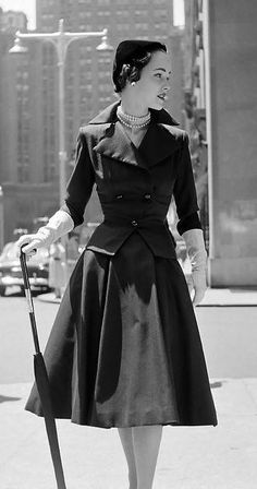Early 1950s style