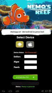 nemo's reef hack