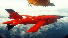The Ryan Firebee Target Drones (First Flight 1955) was a series of target drones developed by the Ryan Aeronautical Company beginning in 1951. It was one of the first jet-propelled drones, and one of the most widely used target drones ever built. http://en.wikipedia.org/wiki/Ryan_Firebee https://www.google.co.uk/search?q=The+Ryan+Firebee+Target+Drones&biw=1366&bih=599&tbm=isch&tbo=u&source=univ&sa=X&ei=TCgVVZOlKoH5UsC1gtgD&ved=0CDIQsAQ#imgdii=_