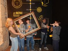 """Voici """"les citrons"""" ! Ils étaient présent et motivés, ils se sont confrontés a Bastille et ont tout réussi !! Bravo à eux !"""