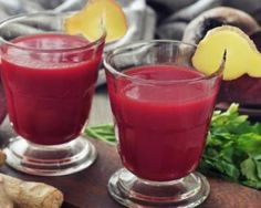 Jus de betteraves au gingembre à calories négatives : http://www.fourchette-et-bikini.fr/recettes/recettes-minceur/jus-de-betteraves-au-gingembre-calories-negatives.html