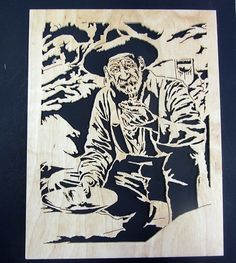 Prospector - Scrappile Scrolling - User Gallery - Scroll Saw Village