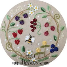 This crewel embroidery pattern, includes complete stitch instructions and a stitch guide.    The pattern is emailed.        Thanks for visiting The