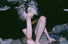 ••• Lil Psycho ••• credits to Momo  // Tumblr