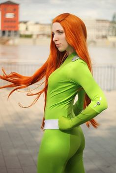 Sam - Totally Spies, iMaki Cosplay, photo by LittleWing