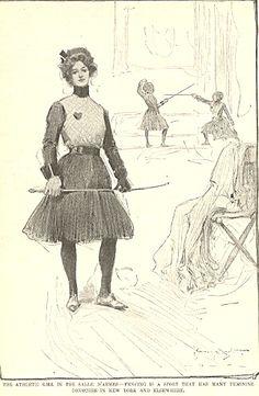 1901 fencing
