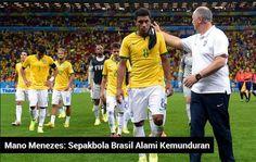 """Mantan pelatih tim nasional Brasil Mano Menezes, menilai tim-tim Eropa telah melampaui kemampuan teknikal selecao. Jerman menjadi negara Eropa pertama yang sanggup menjadi raja sepakbola Eropa di Amerika Selatan usai membekap Argentina 1-0 melalui babak perpanjangan waktu di Rio de Janeiro.    Kita semua tahu masalah yang menimpa Brasil, sayangnya kita tidak tahu bagaimana cara memperbaikinya atau mendapat sosok yang bisa menghadirkan solusi tepat,"""" kata Menezes di TV Esporte"""