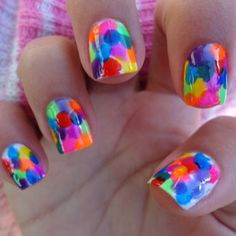 Colored dots<3