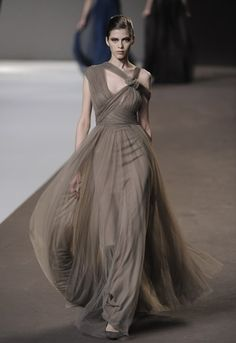 Elie Saab - love it, but then again, pretty much anything Elie!  So graceful!