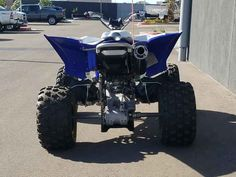 Used 2014 Yamaha YFZ450 R ATVs For Sale in Arizona. 2014 Yamaha YFZ450 R, 2014 Yamaha® YFZ®450R YFZ®450R - Your Podium Awaits! <p> The original and ultimate race-ready 450cc class sport ATV wears the AMA ATX® MX® crown and is now assembled in the USA</p> <p> Key Features May Include: </p> <ul> <li> The YFZ450R is the most technologically advanced sport ATV on the market today. It is simply the top of the line racing level Sport ATV. It combines a high-tech, quick-revving, titanium…