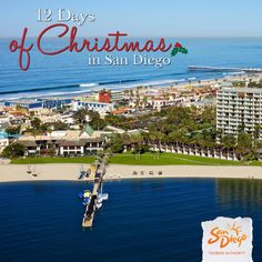 Christmas in San Diego.