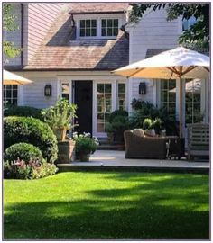 East Hampton Beauty - # Beauty - Brian H ., East Hampton Beauty - - Brian Hayes, There are many points that might last but not least comprehensive ones lawn, including an existing white picket. Front Yard Landscaping, Backyard Patio, Landscaping Ideas, Backyard Ideas, Backyard Storage, Backyard Playhouse, Mulch Landscaping, Outdoor Rooms, Outdoor Gardens