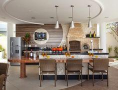 Projetando seu espaço gourmet