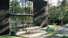 Arkitekthus deck