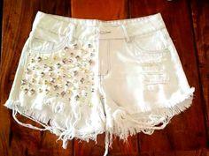Josii#customizando#short