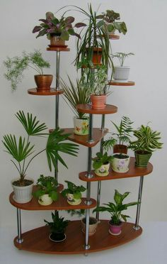 40 Best Plant Stand Decor Ideas That Will Make Your Home Stunning Now, folks love putting plants within the home. Indoor plants provide plenty of 40 Best Plant Stand Decor Ideas That Will Make Your Home Stunning House Plants Decor, Garden Plants, Indoor Plants, Balcony Garden, Herb Garden, Wooden Plant Stands, Diy Plant Stand, Flower Stands, Plant Shelves