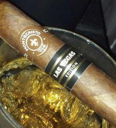 Montecristo Las Vegas Edition Montecristo Cigars, Premium Cigars, Pipes, Ds, Trays, Las Vegas, Lounge, Smoke, Drinks