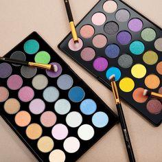 A full range of metallic, high pigment shadows  #BHCosmetics #FoilEyes1 #FoilEyes2