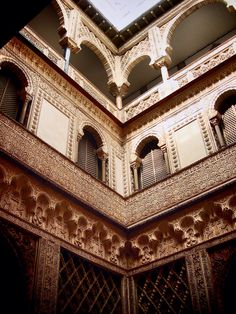 Patio de las Muñecas - Reales Alcazares (Sevilla - Spain)