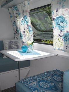 Gypsy Interior Design Dress Your Wagon| Design Your Travel Trailer| Design Inspiration-Gezellig & Fris ‹ Caravanity | happy campers lifestyle