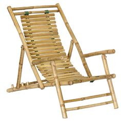 Bamboo Recliner from Outdoor Furniture Gallery | #Furniture #Chairs |