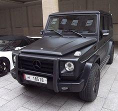 matte black G63