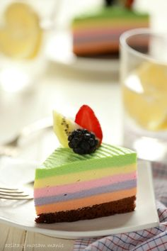 Fruitti Cheesecake. The recipe is in Malay but please scroll down for the English part ;) Gorgeous isnt it??