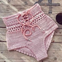 Summer Free Crochet Bikini Pattern Design Ideas for This Year - Page 18 of 38 - Daily Crochet! Summer Free Crochet Bikini Pattern Design Ideas for This Year - Page 18 of 38 - Daily Crochet!