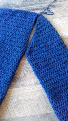 Knitting Yarn Diy, Crochet Scarves, Crochet Clothes, Crochet Cardigan Pattern, Crochet Stitches, Crochet Projects, Crochet Top, Weaving, Embroidery