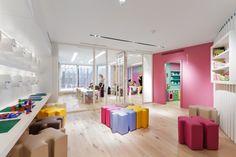 Peek a Boo: un multiespacio infantil en Barcelona donde el diseño también estimula a los niños.