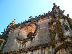 Convento de Cristo, Tomar: http://www.europealacarte.co.uk/blog/2012/04/20/tomar/