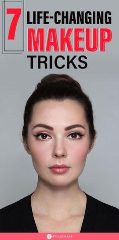 Makeup 101, Makeup Tricks, Beauty Makeup, Makeup Looks, Hair And Makeup Tips, Smoky Eye Makeup, Skin Makeup, Makeup Tips For Older Women, Makeup For Green Eyes
