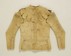 17th century Leather Jacket, British; leather (view 1)