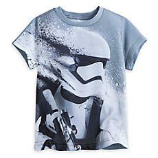 Disney Store Star Wars Force Awakens Captain Phasma Girls Pajamas PJ/'s 4 5//6