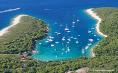 Palmizana beach, Pakleni Islands - Visit-Hvar, Croatia