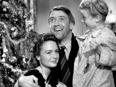 """ITS A WONDERFUL LIFE - """"Remember, George: no man is a failure who has friends."""""""