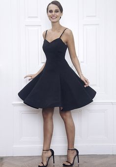 Backless Little Black Dress | Style 'Sydney' by Jane Summers |  http://trib.al/j8s0QZB